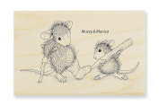 Stampendous Cast Colouring Rubber Stamp