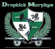 Licences Products Dropkick Murphys Shield Sticker