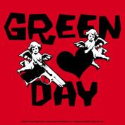 Licences Products Green Day Cherub + Guns Sticker