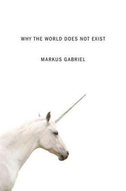 Why the World Does Not Exist