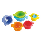 PlayGo Under The Sea Sand Sieves Toy