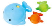 PlayGo Happy Whale Family
