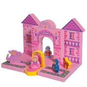 BathBlocks Floating Castle Set in Gift Box