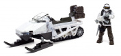 Mega Bloks Call of Duty Snowmobile Recon Collector Construction Set