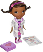 Just Play Disney Doc McStuffins Physician Doc Doll with Big Book