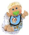 Cabbage Patch Kids 32cm Naptime Babies - Blonde/Blue Eye Boy
