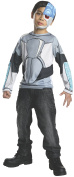 Rubies Teen Titans Go Cyborg Costume, Child Small