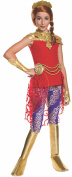 Rubie's Costume Kids Ever After High Dragon Games Holly O'Hair Costume, Medium