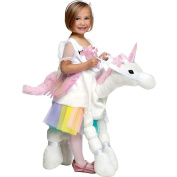 Fun World Costumes Baby Girl's Ride-A-Unicorn Costume