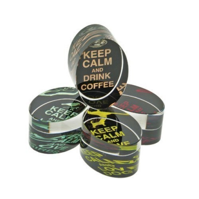 Import Collection 73-779 Paperweights, Set of 4