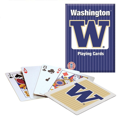 Washington Playing Cards