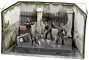 Easy Model Wehrmacht, Offensive Poland 1939 Figure Model Building Kits