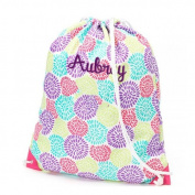 aBaby Bloom Gym Bag, Name