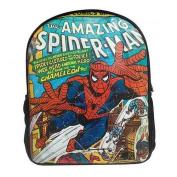 BB Designs . Comics Close Up Design Marvel Spiderman Backpack