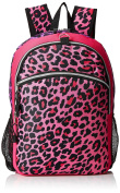 FAB Starpoint Girls' Mixed Leopard 43cm Backpack