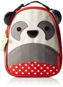 Skip Hop Baby Zoo Little Kid and Toddler Insulated and Water-Resistant Lunch Bag, Multi Pia Panda