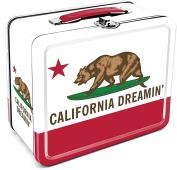 Aquarius California Dreamin Large Tin Fun Box