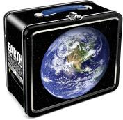Aquarius Smithsonian Earth Tin Large Tin Fun Box