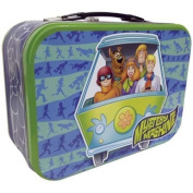 """WL SS-WL-23320 Scooby-Doo """"Mystery Machine"""" Design Collectible Tin Tote, 25cm"""