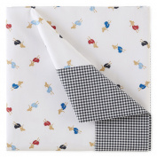 Izod Novelty Sheet Hula Girls, Standard Pillowcases