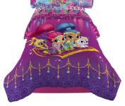 Nick Jr Shimmer and Shine Magical Wonders Twin/Full Comforter