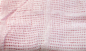 LCM Home Fashions Snuggle Cotton Blanket for Girls