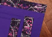 Carstens Muddy Girl Camo 3 Piece Sheet Set, Twin
