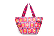 All For Colour Moroccan Tile Large Tote