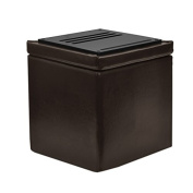 Urban Shop 3-in-1 Tablet Ottoman, Brown