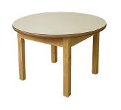A+ChildSupply Round Table 70cm x 46cm