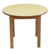 A+ChildSupply Round Table 70cm x 60cm