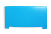 FireSkape The Paige Window Seat Toy Box with Built in Left Hand Oriented Safety Ladder Compartment in Little Boy Blue