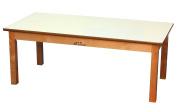 A+ChildSupply Rectangular Table 38cm x 80cm x 120cm