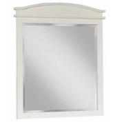 Bolton Furniture 8370500 Emma Coordinating Mirror 90cm W x 100cm H, White