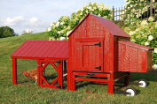 Little Cottage Company Berlin Coop Panelized Playhouse Kit