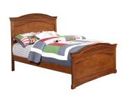 Bolton Furniture 9752700 Cambridge Arched Bed, Full, Chestnut