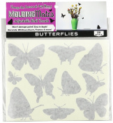 Moulding Mates Butterflies 20 Moulding Mates Home Decor Peel and Stick Vinyl Wall Decal Stickers