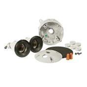 Hubbell-Bell 5829-6 Round Box and Lamp Kit, White