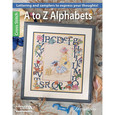 Leisure Arts A to Z Alphabets