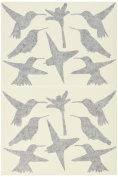 Moulding Mates Hummingbirds 16 Moulding Mates Home Decor Peel and Stick Vinyl Wall Decal Stickers