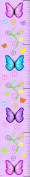 Mona Melisa Designs No Name Growth Chart, Butterfly