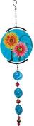 Premier Kites 81144 Glass Sun Disc/Spinner, Daisies