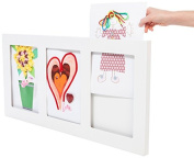 Triple Gallery Picture Frame, 23cm by 30cm