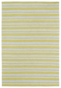 Kaleen Rugs Lily & Liam Collection LAL02-28 Yellow Machine Tufted Rug, 1.2m x 1.8m