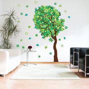 Style and Apply Blossom Tree Wall Decal Set