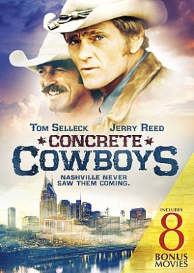 Concrete Cowboys: Includes 8 Bonus Movies