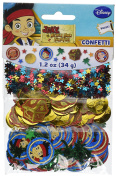 DesignWare Amscan AMI 361288 Jake and The Neverland Pirates Value Confetti Pack for Party