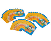 American Greetings Mickey Mouse Lunch Napkins