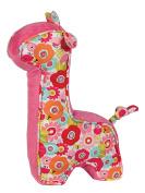 C.R. Gibson Giraffe Plush Toy, Cutie Pie