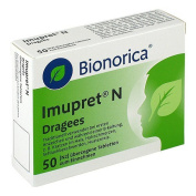 Impuret N Dragee-Style Anti-Cold Tablets Pack of 50